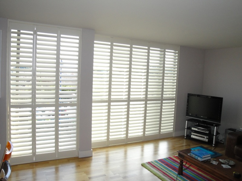 French Door Shutters West Country Shutters