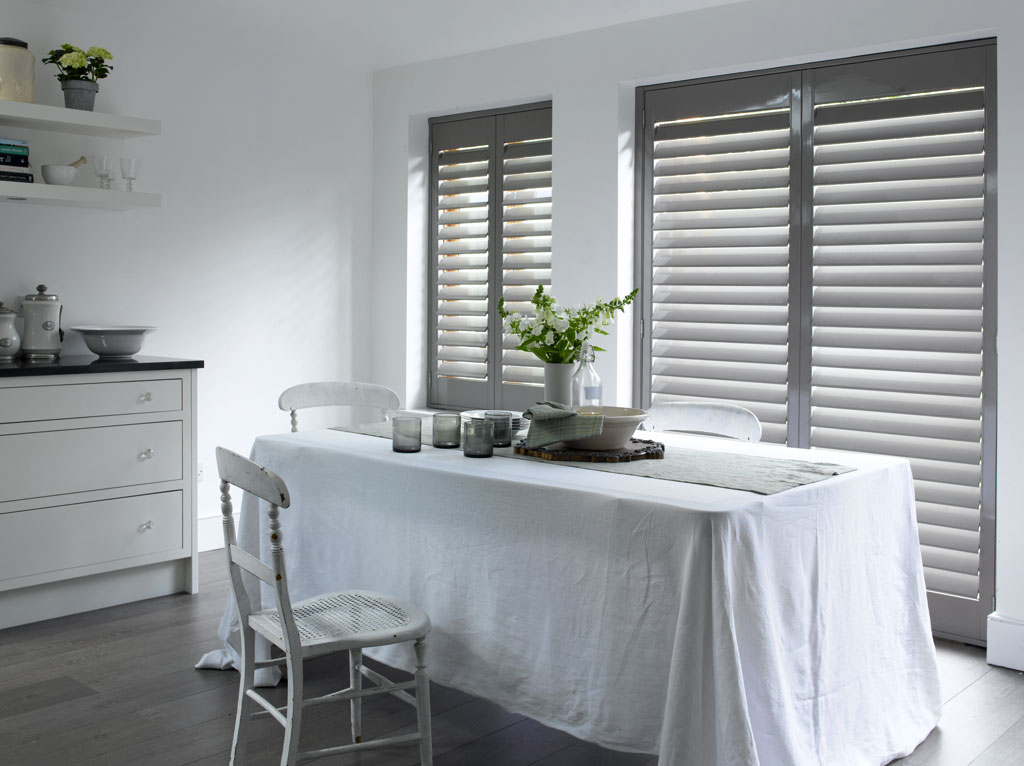 Kelly hoppen shutters west country shutters for Country shutters
