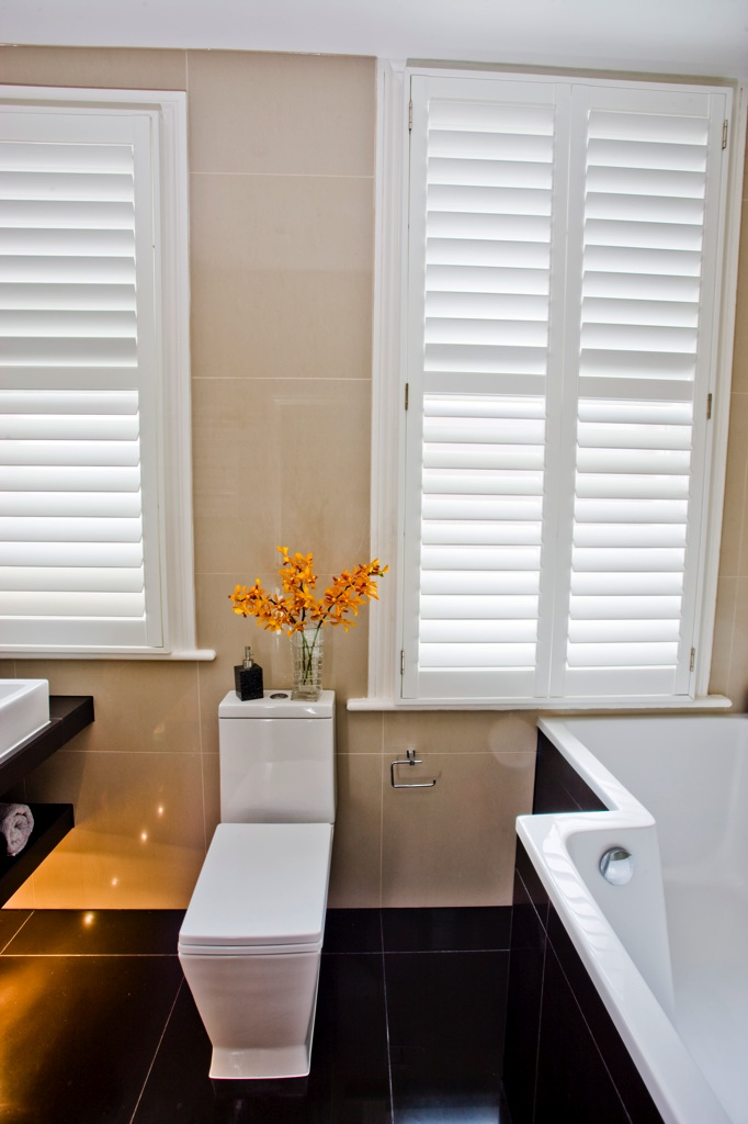 Bathroom Shutters 10