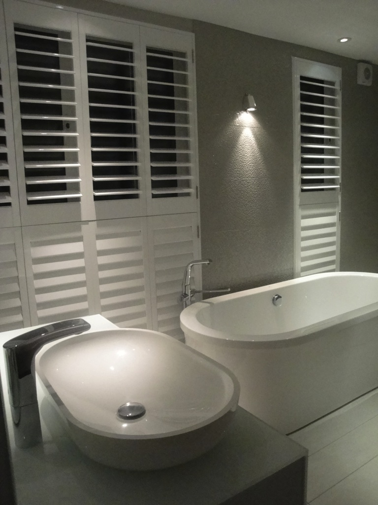 Bathroom Shutters 16