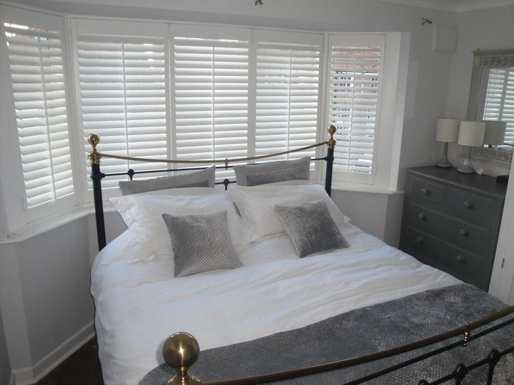 Bedroom Shutters 1