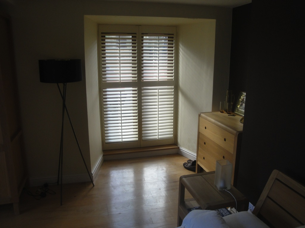 Bedroom Shutters West Country Shutters