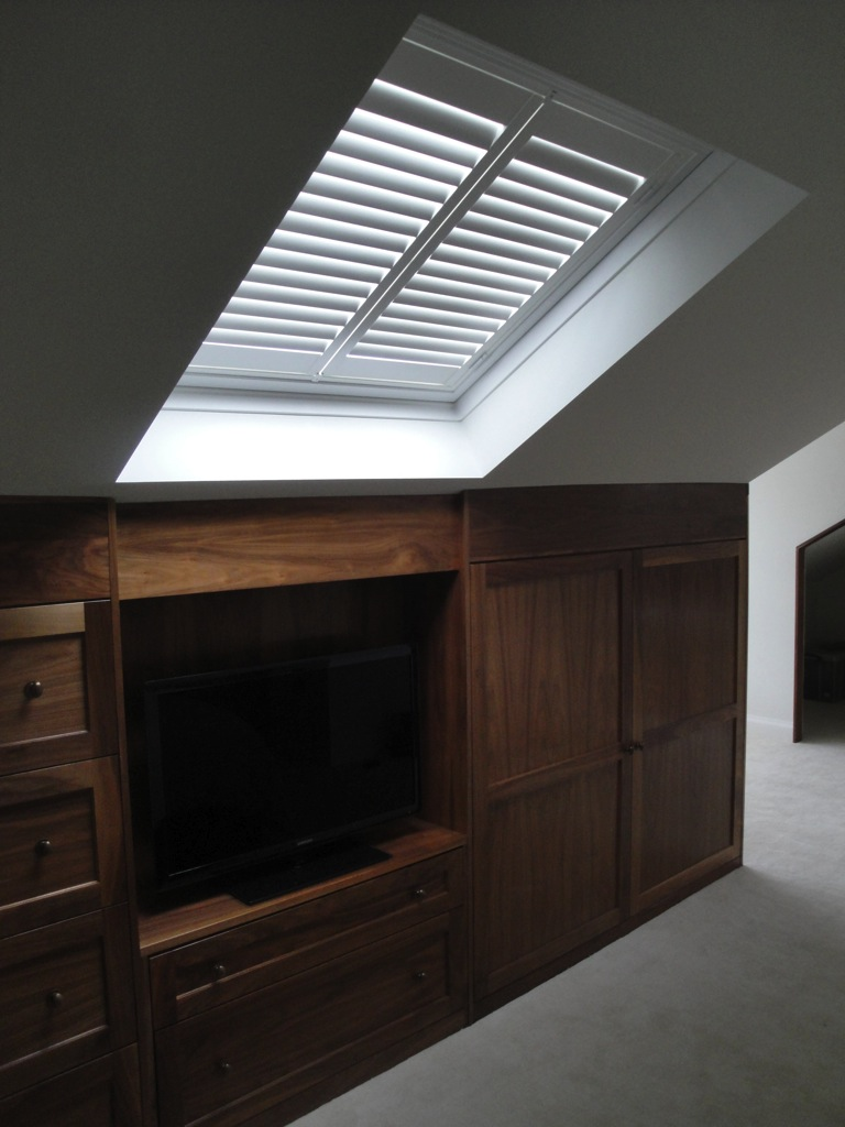 Velux window shutters west country shutters for Velux glass