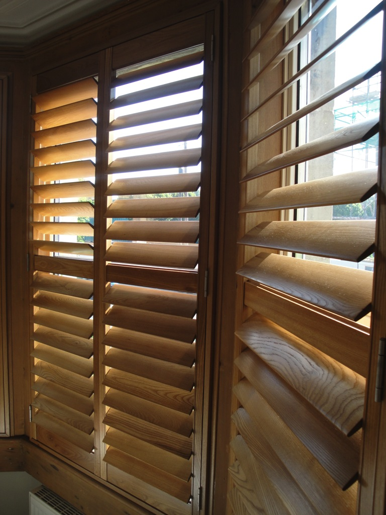 Living room shutters 1 for Country shutters