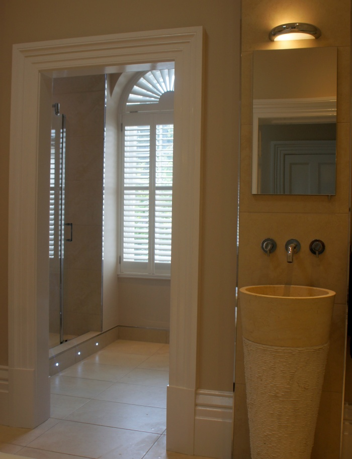 Arched Window Shutters In Bristol West Country Shutters