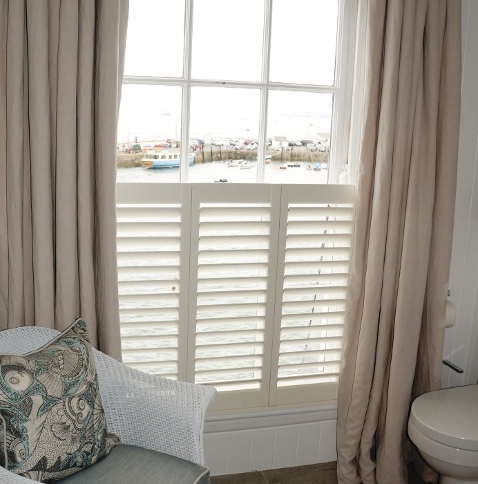 Idle Rocks Hotel St Mawes Cornwall West Country Shutters