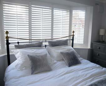 Bedroom Shutters