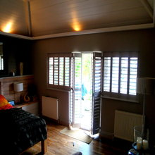 French Door Shutters in Bristol